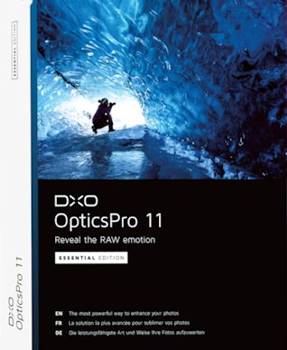 DxO Optics Pro 11 Full Incl Crack (Win - Mac)