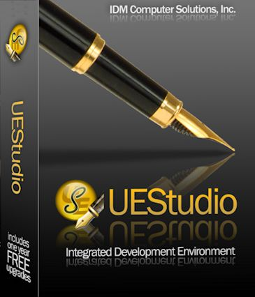 IDM UEStudio 16.20 Cracked Portable