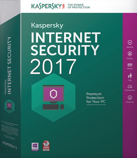 Kaspersky Total Security 2017 + Crack and License