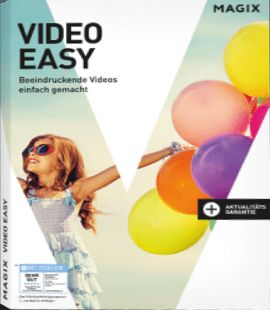Magix Video Easy HD 6.0.0.47 Full Crack