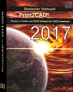 Print2CAD 2017 Full Incl Patch