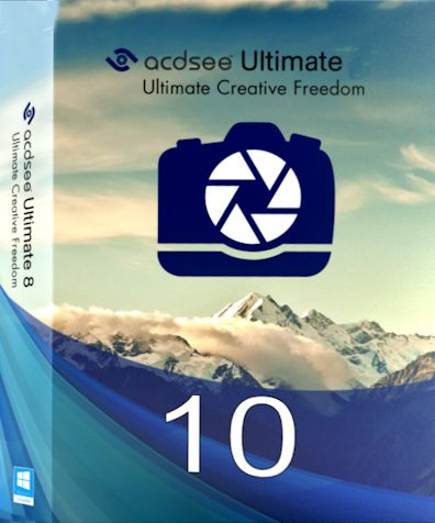 ACDSee Pro Ultimate 10