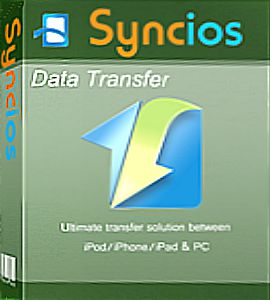 Anvsoft SynciOS Data Transfer 1.3.8 Incl Crack