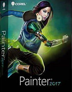 Corel Painter 2017 Full + Crack (Windows-Mac)