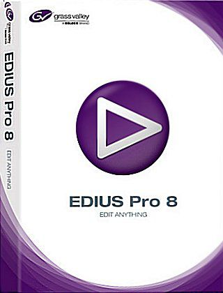 Grass Valley EDIUS Pro 8 Incl Crack Full Version