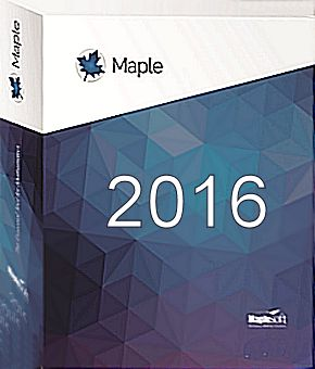 Maplesoft Maple 2016 Incl Crack (x86x64)