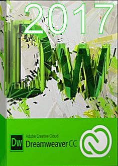 Adobe DreamWeaver CC 2017 Crack Full (x86x64)