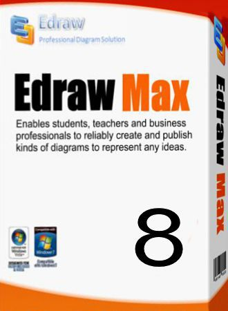 EdrawSoft Edraw Max 8.4 Full Cracked Portable