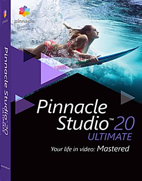 Pinnacle Studio 20 Ultimate + Serial Full Version