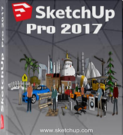 SketchUp Pro 2017 Incl Crack Full Version