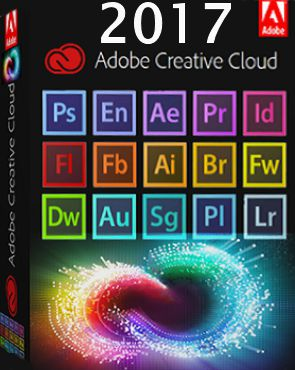 Adobe Creative Cloud 2017 Master Collection Incl Crack