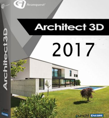 Avanquest Architect 3D Ultimate 2017 Full Incl Keys