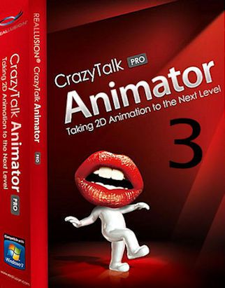CrazyTalk Animator 3 Pipeline Incl Crack Full Version
