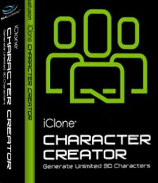 iClone Character Creator 1.52.2204.1 Full Cracked