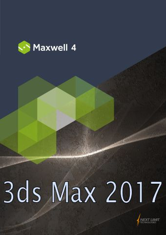 Maxwell 4 for 3ds Max 2017 Full + Crack