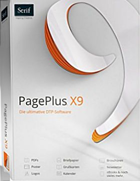Serif PagePlus X9 Full Incl Serial Number