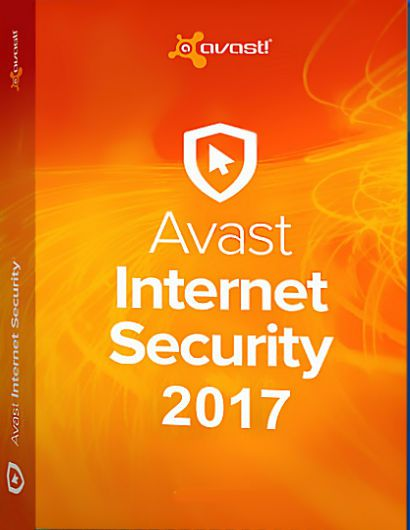 Avast Internet Security 2017 + Crack License Key File