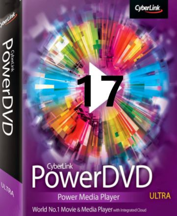 CyberLink PowerDVD Ultra 17 Incl Crack