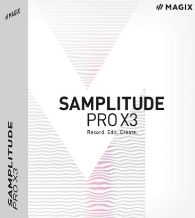 MAGIX Samplitude Pro X3 Multilingual Incl Crack