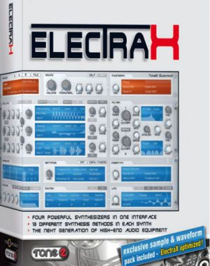 Tone2 ElectraX v1.4 Incl Crack Full Download