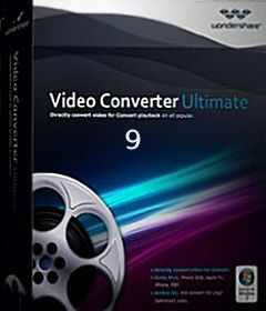 Wondershare Video Converter Ultimate 9 Incl Crack
