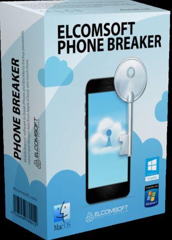 Elcomsoft Phone Breaker 6.45.18347 + Serial