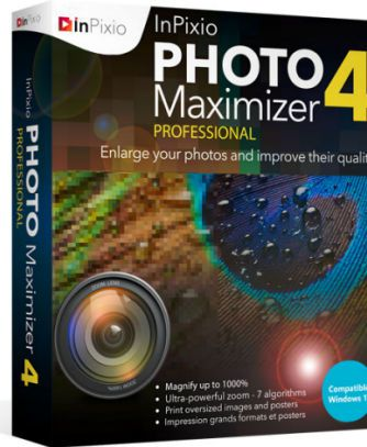 InPixio Photo Maximizer Pro 4 Serial Keys Full Download