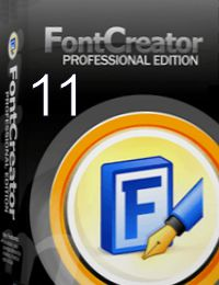 Download FontCreator 11 Crack Full Version