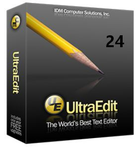 IDM UltraEdit 24.00 Crack Free Download