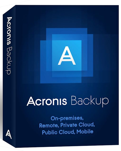 Acronis Backup 12.5 Cracked Full Bootable ISO