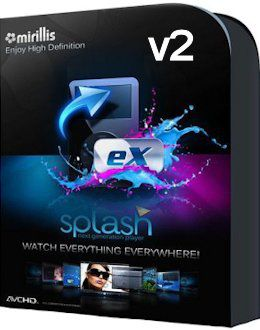 Mirillis Splash 2.1 Crack Final Full Download