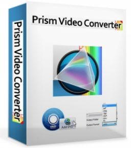 NCH Prism Video File Converter Plus 3.01 + Crack