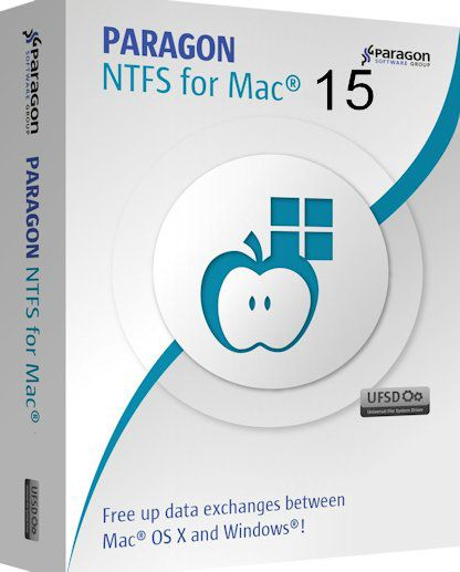 Paragon NTFS for Mac 15.0.729 Cracked Full Version