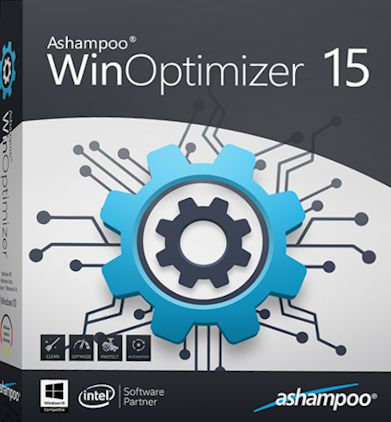 Ashampoo WinOptimizer 15.00.03 Crack Full Version