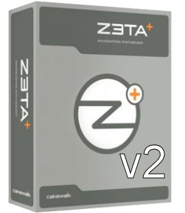 Cakewalk Z3TA+ 2 v2.2.3.51 + Crack (Win-Mac)