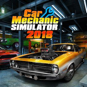 Car Mechanic Simulator 2018 Cracked [FREE DOWNLOAD]