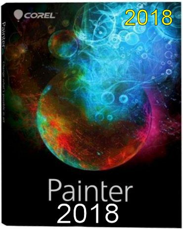 Corel Painter 2018 + Crack Full Version Download