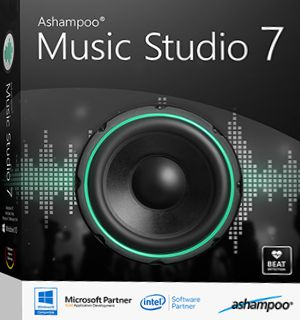 Ashampoo Music Studio 7 Incl Crack