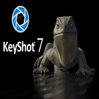 Luxion KeyShot Pro 7 + Crack Windows and MacOSX