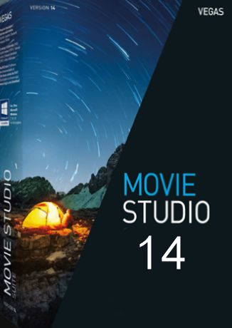 MAGIX VEGAS Movie Studio Platinum 14 + Crack