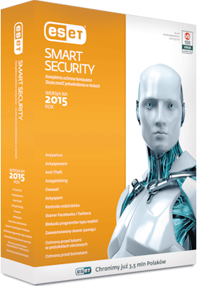 ESET NOD32 Smart Security v8.0.319.0