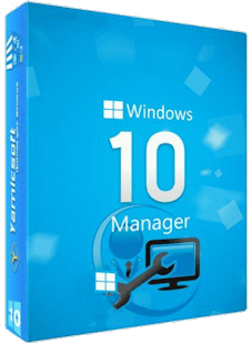 Yamicsoft Windows 10 Manager v1.0.0