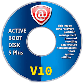 Active Boot Disk Suite 10