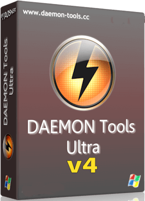 DAEMON Tools Ultra 4