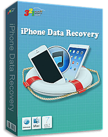 FonePaw iPhone Data Recovery 2.0 + Crack