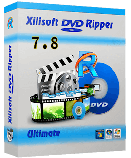 Xilisoft DVD Ripper Ultimate SE 7.8.10 + Keygen