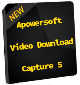 Apowersoft Video Download Capture 5.0.8 + Keygen