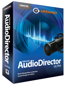 CyberLink AudioDirector Ultra 6.0 + Crack