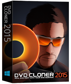 DVD-Cloner Gold 2015 12.50 with Patch (32-64bit)