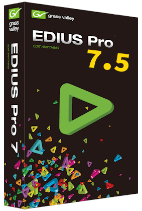 EDIUS Pro 7.50 Full Version Incl Crack (x64)